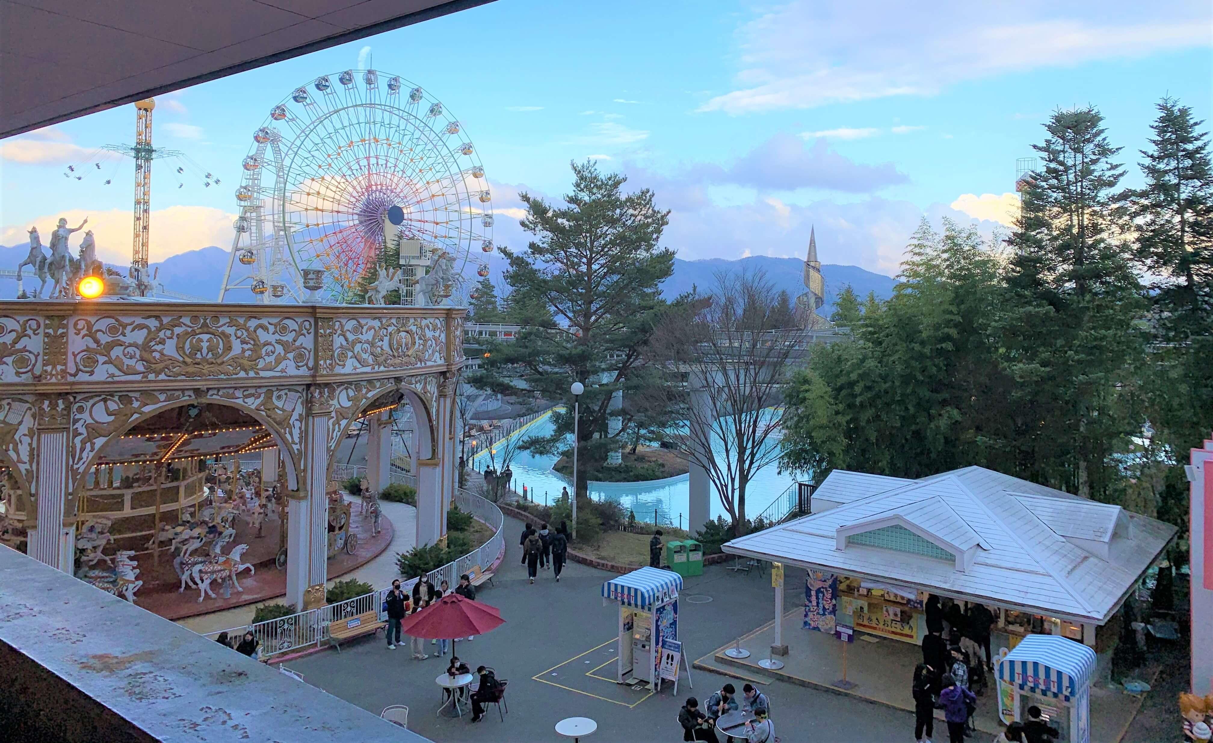 【2021夏】富士急ハイランドに新アトラクション誕生!近くのホテルや天気、アクセスなどを徹底調査!