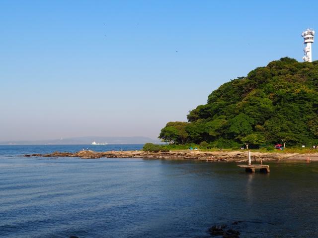 【関東】海水浴場・海が見える場所と周辺の車中泊スポット15選